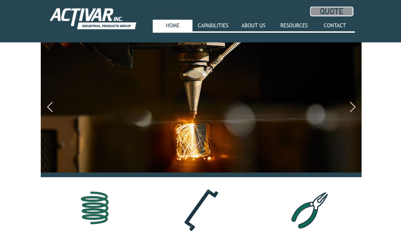 Activar Technical Products Group, Inc.