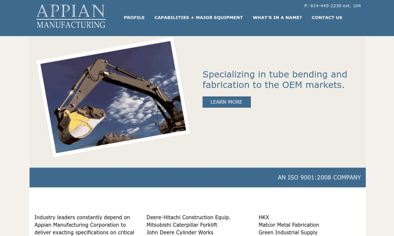 Appian Manufacturing Corporation