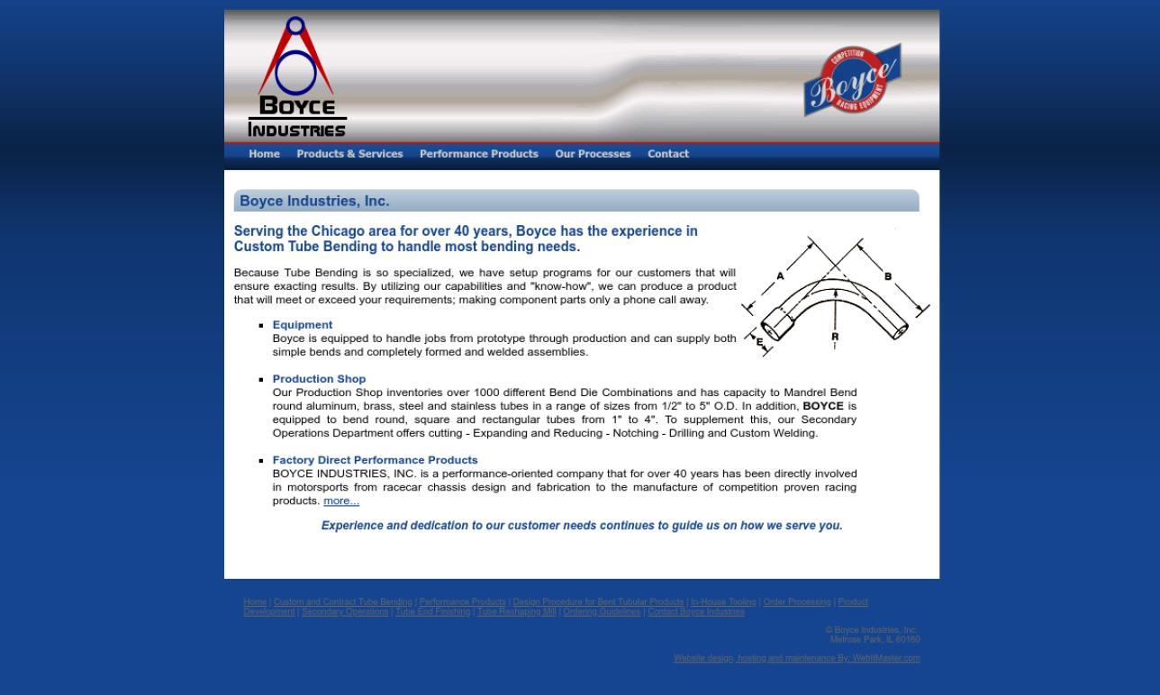 21fee2960d3 More Tube Fabrication Company Listings