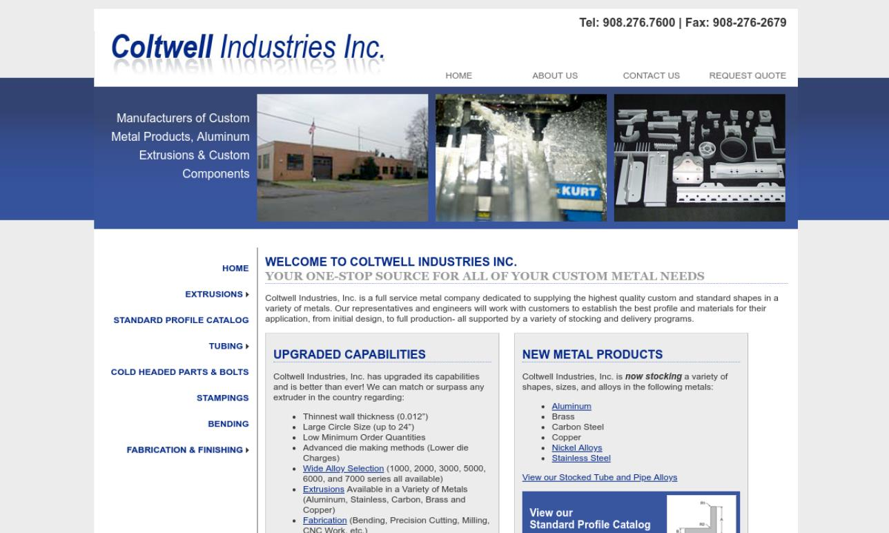 Coltwell Industries, Inc.