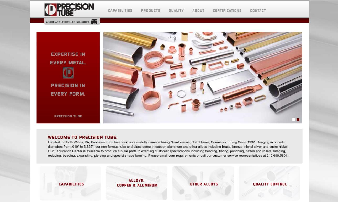 Precision Tube Company