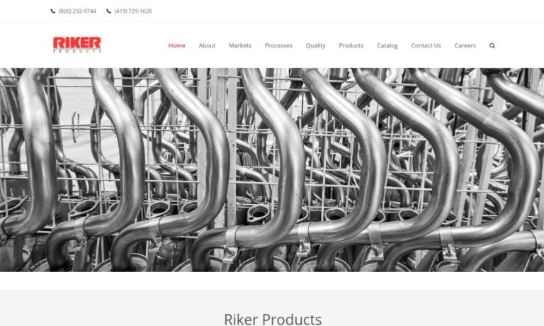 Riker Products, Inc.