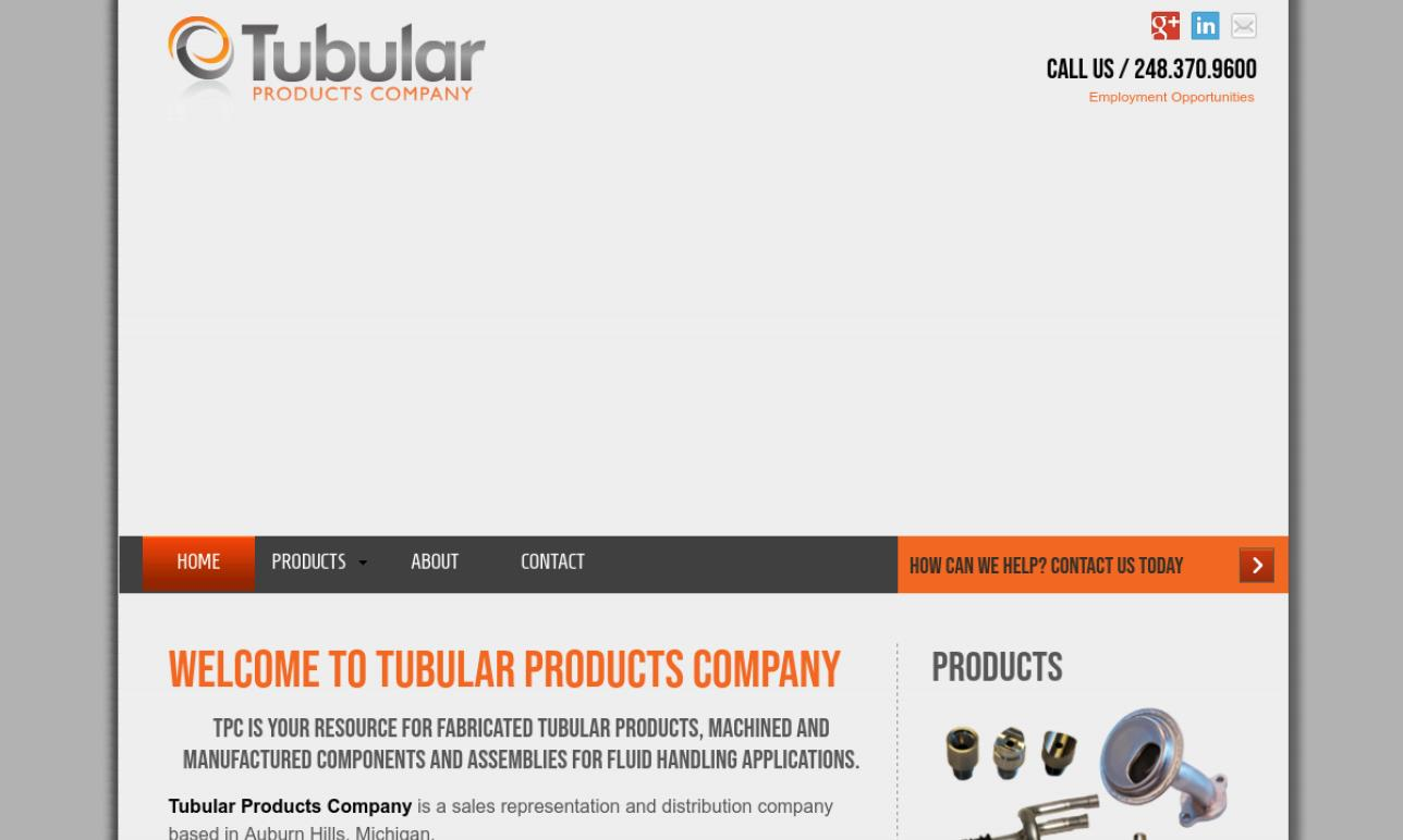 Tubular Products Co.
