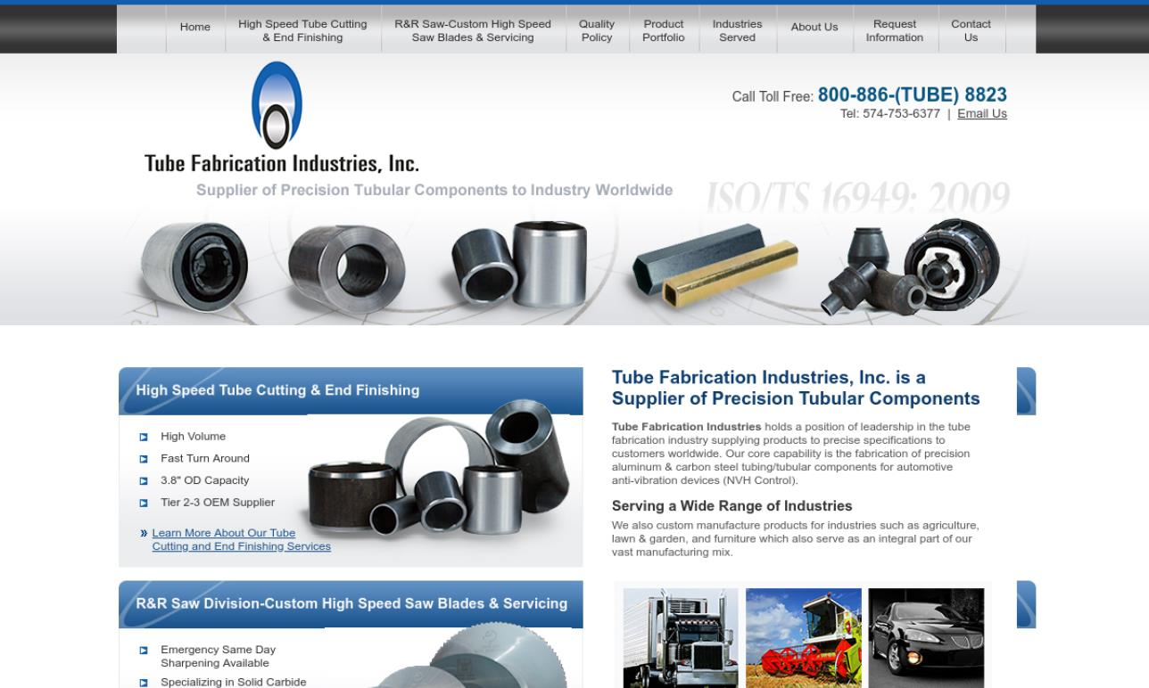 Tube Fabrication Industries
