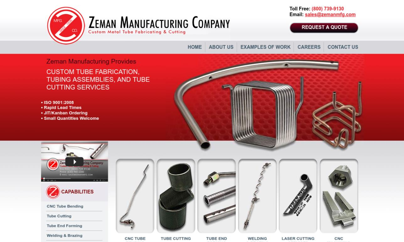 Zeman Manufacturing Company