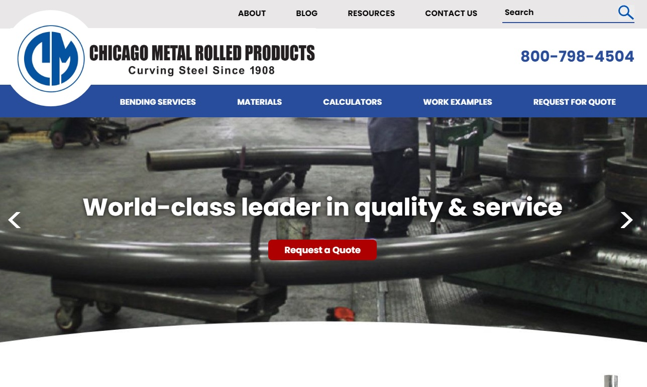 Chicago Metal Rolled Products